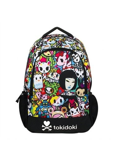 Ümit Çanta Tokidoki Okul ve Günlük Sırt Çantası 2190 Renkli